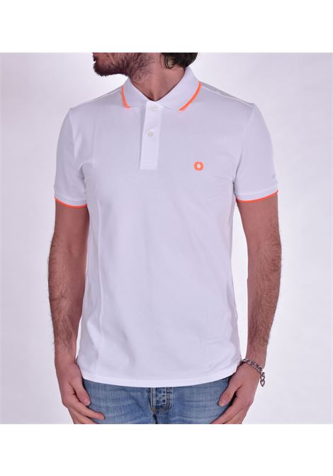 Ecoalf white polo shirt ECOALF | polo | 3660000