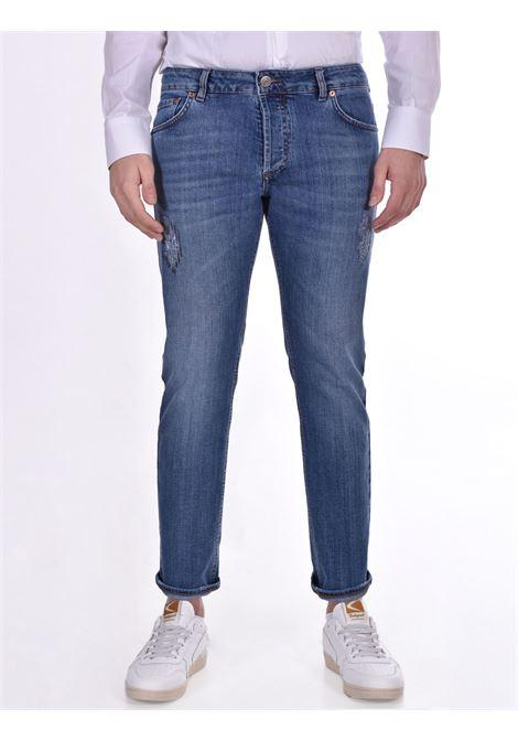 Entre Amis denim jeans tears ENTRE AMIS | Jeans | 8177206L8341