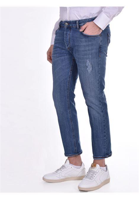 Jeans Entre Amis denim rotture ENTRE AMIS | 8177206L8341