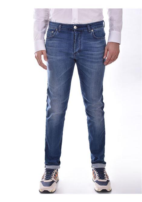 Entre Amis Jeans leggero lungo ENTRE AMIS | 82122052L84401