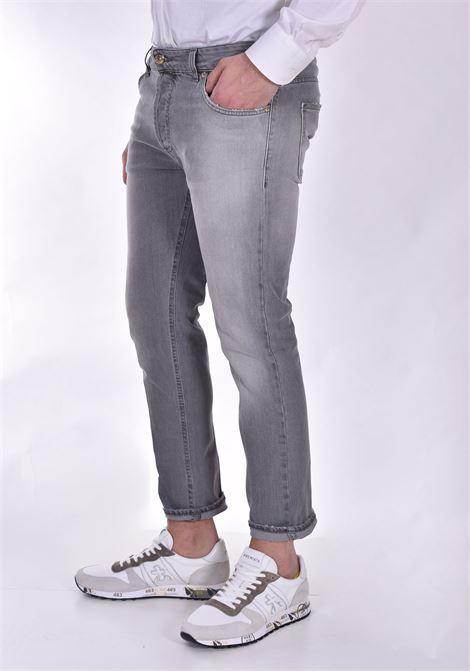 Entre Amis gray black jeans ENTRE AMIS   Jeans   P218177344LL82901