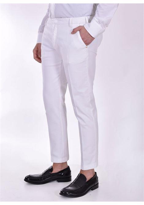 Pantalone Entre Amis bianco ENTRE AMIS   Pantaloni   P21818820661