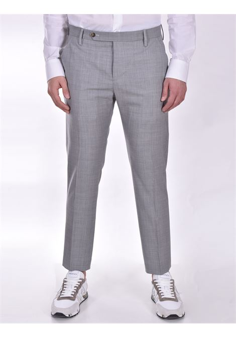 Entre Amis gray fresh wool trousers ENTRE AMIS | Trousers | P21834586801