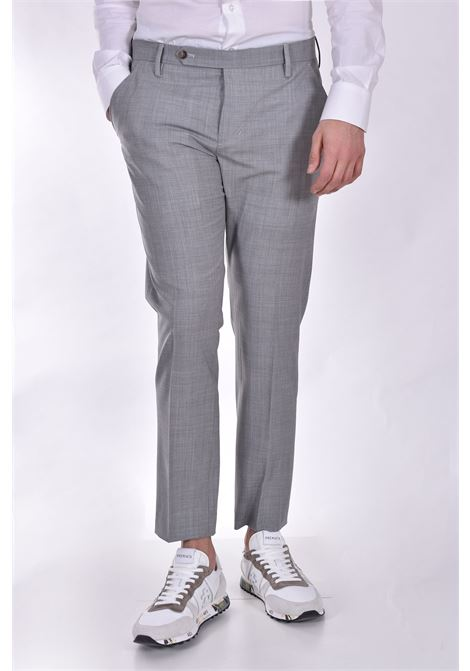 Entre Amis gray fresh wool trousers ENTRE AMIS   Trousers   P21834586801