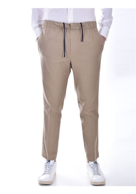 Pantatuta Entre Amis low horse beige havana ENTRE AMIS | Trousers | P218351187301