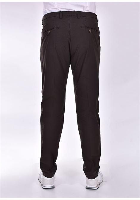 Pantalone Entre Amis pence verde ENTRE AMIS   Pantaloni   P21835420851