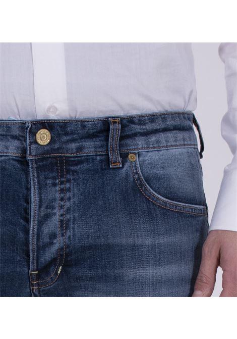 Entre Amis Napoli blue short jeans ENTRE AMIS | Jeans | P21GAGA1933L8781