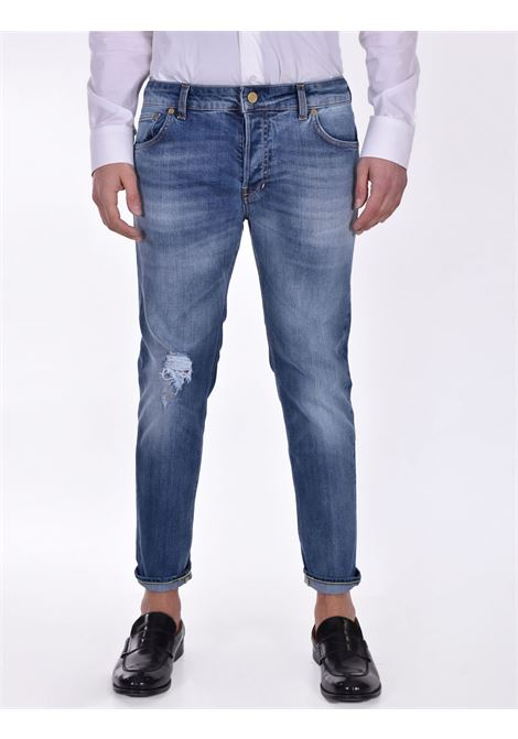 Entre Amis ripped jeans ENTRE AMIS | Jeans | P21GAGA1933L8911