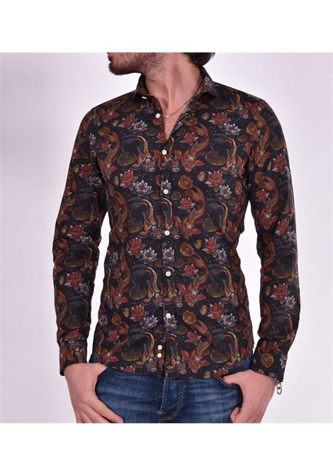 GMF 965 japan patterned shirt GMF 965 | Shirts | 12055
