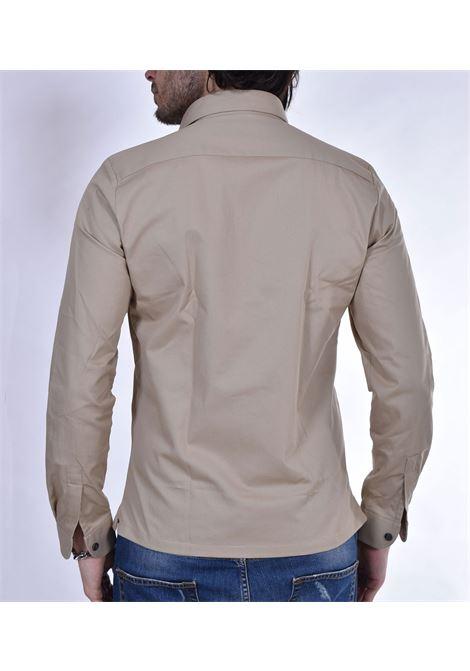 Camicia GMF 965 jeans beige GMF 965 | Camicie | 12203