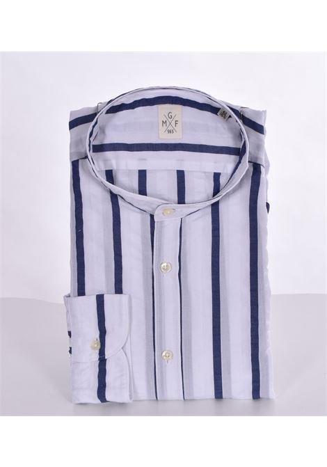 White blue Korean GMF 965 shirt GMF 965 | Shirts | 22302