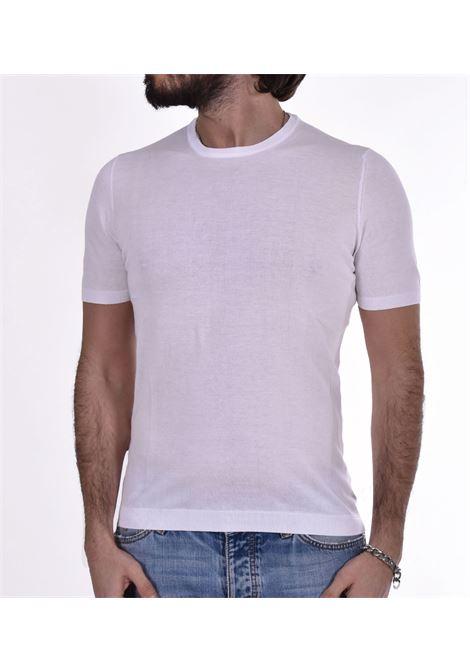 T-shirt Gran Sasso fresh cotton bianca GRAN SASSO | T-shirt | 4315420731002