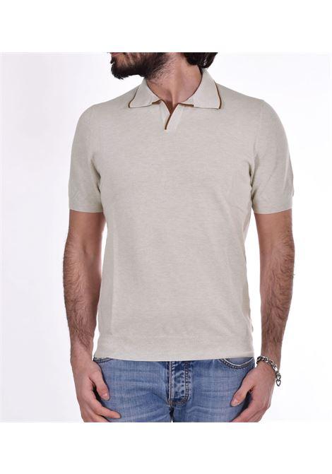 Polo Gran Sasso fresh cotton rope GRAN SASSO | polo | 5715720642006