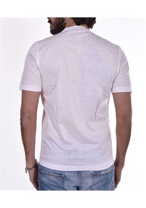 Gran Sasso white t-shirt GRAN SASSO | T-shirts | 6013374001001