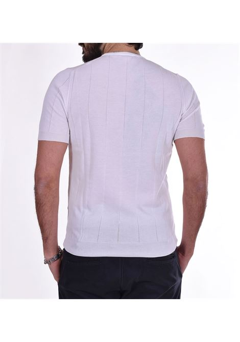Gran Sasso round neck white t-shirt GRAN SASSO | T-shirts | 8718620660002