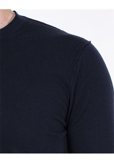T-shirt maglia Hosio blu HOSIO | T-shirt | 100M0340