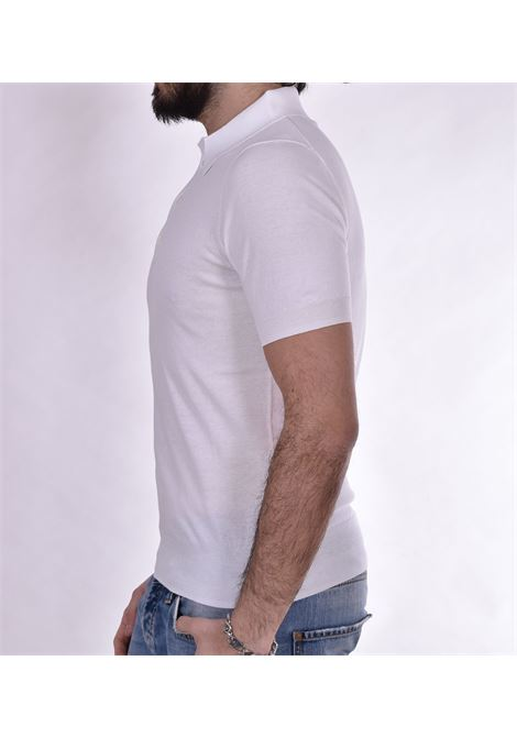 Polo Hosio white jersey HOSIO | 100M1108