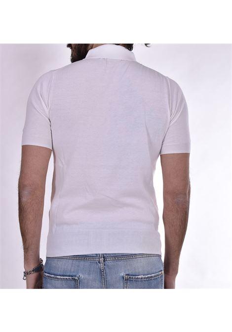 Polo Hosio white jersey HOSIO   polo   100M1108
