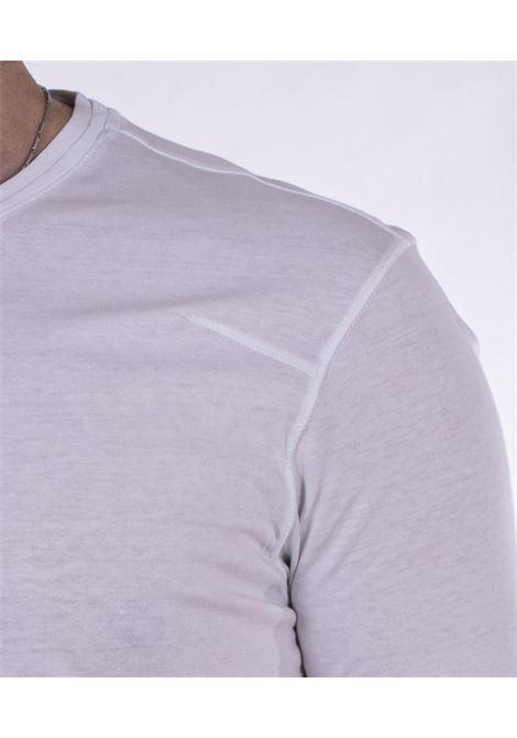 Hosio white double collar t-shirt HOSIO | 200J0108