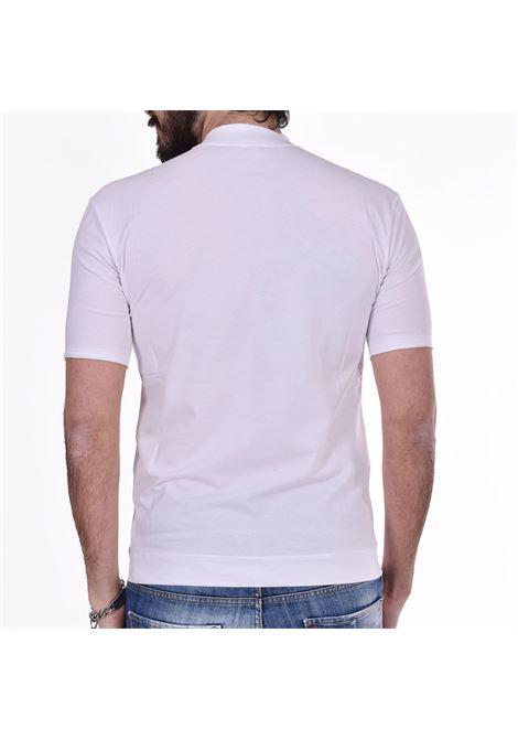 T-shirt Hosio lupo bianco HOSIO   T-shirt   21207J6108