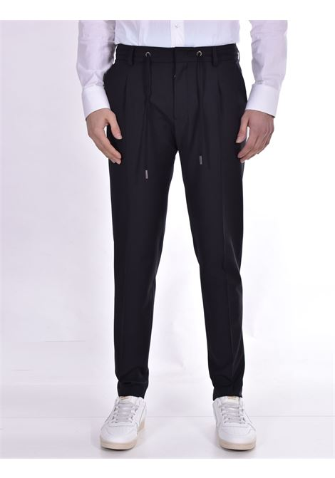 Hosio pinces black trousers HOSIO | Trousers | 21403P2001