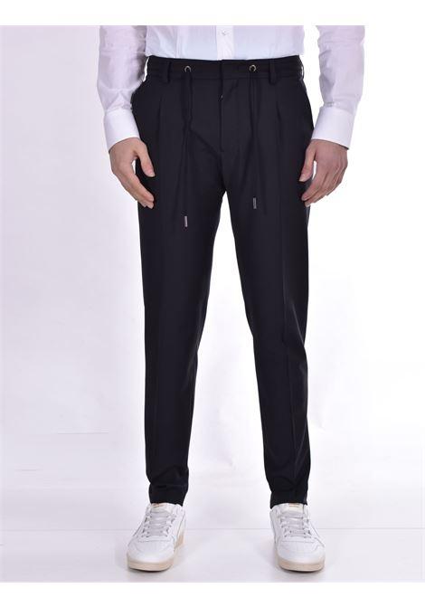 Hosio pinces black trousers HOSIO | Trousers | 21403P2001