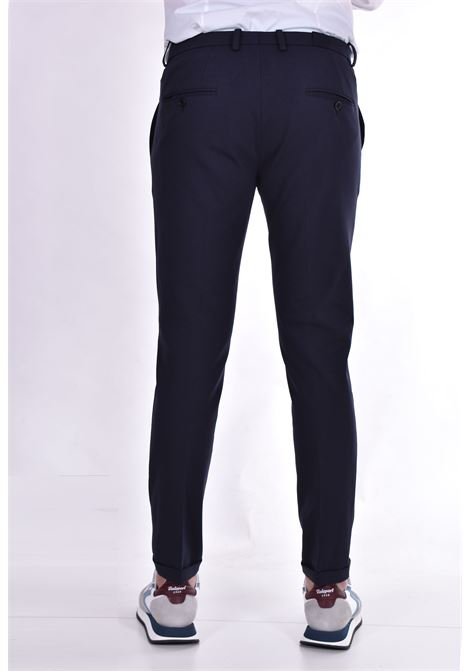 Pantalone Hosio slim fit blu HOSIO | Pantaloni | 21409P101R40