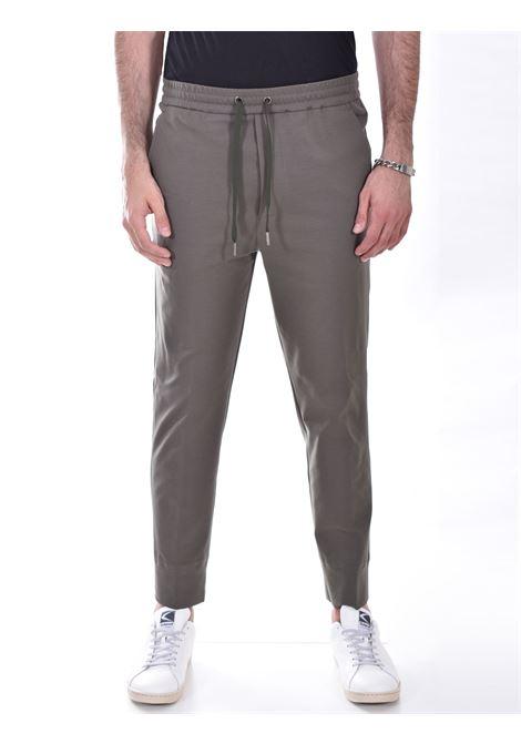 Hosio green drawstring jogging trousers HOSIO | Trousers | 21409P10346