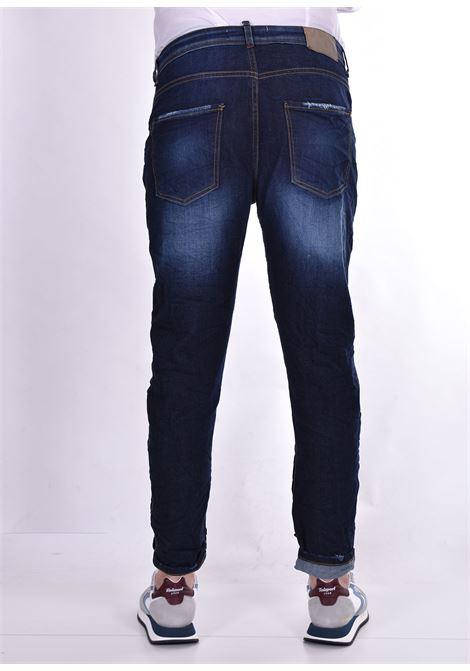 Jeans corto John Ross scolorito JOHN ROSS | 153001