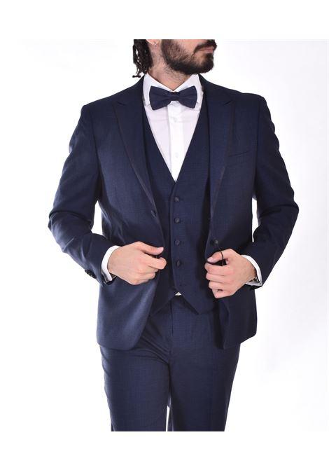 Marcel Morel blue vest suit Marcel Morel | AB0106AY24310