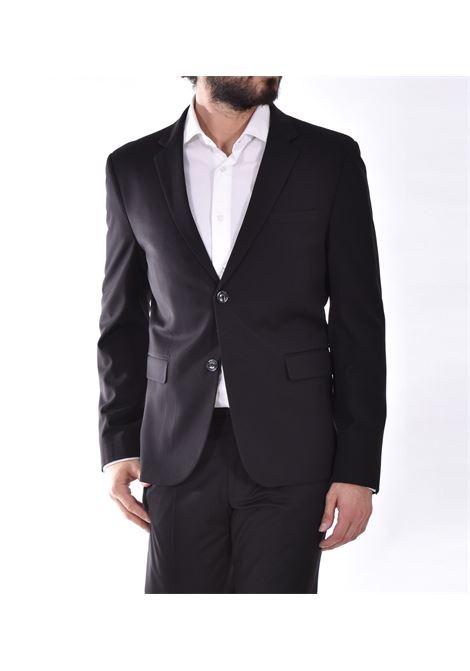 Marcel Morel Black slim suit Marcel Morel | AB011899