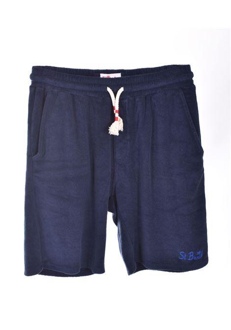 Short MC2 randle sponge blue MC2 SAINT BARTH | 611701