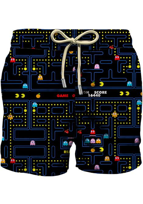 MC2 pacman swim shorts MC2 SAINT BARTH | Swimsuits | ACPA6101