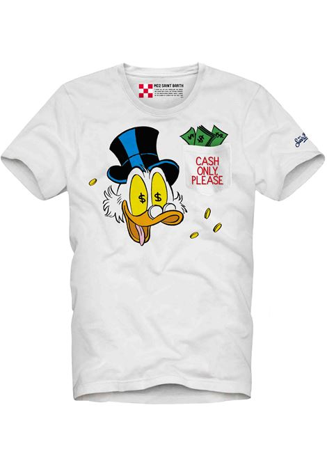 T shirt MC2 paperone cash mr duck MC2 SAINT BARTH | T-shirt | EBCM1N1