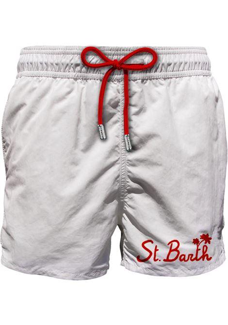 Costume bagno MC2 gustavia pocket bianco MC2 SAINT BARTH | Costumi | ESBP0101