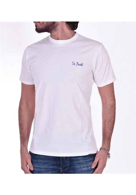 T-shirt MC2 dover bianco MC2 SAINT BARTH | T-shirt | SB016101