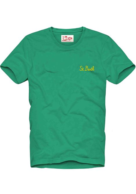 T-shirt MC2 dover verde MC2 SAINT BARTH | T-shirt | SB579101