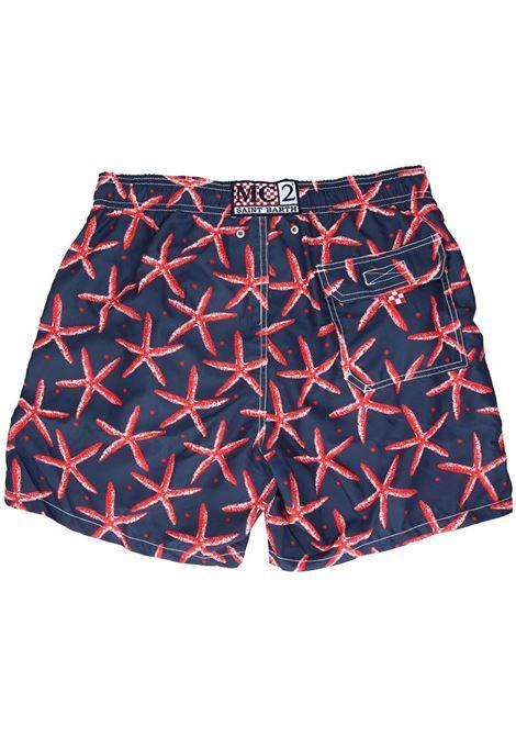 Costume MC2 stelle marine rosse MC2 SAINT BARTH   SUFP01