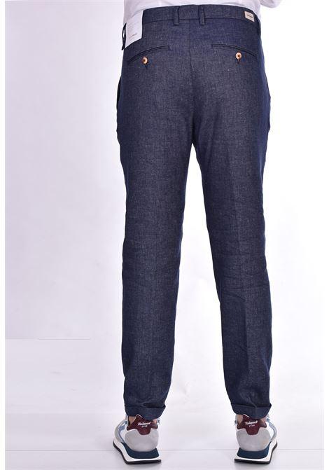 Pantalone jeans Officina 36 lino cotone roger OFFICINA 36 | 2814TP1