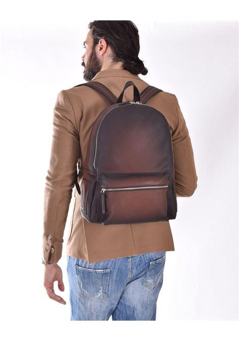 Orciani micron deep cigar backpack bag ORCIANI | P0071113