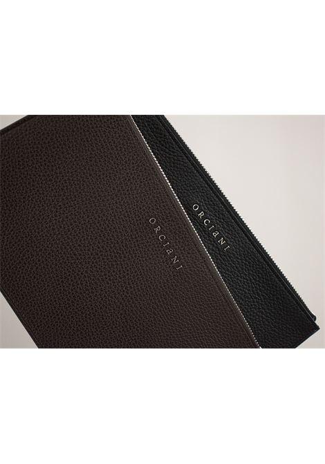 Pochette Orciani micron nero ORCIANI | Pochette | SU000972