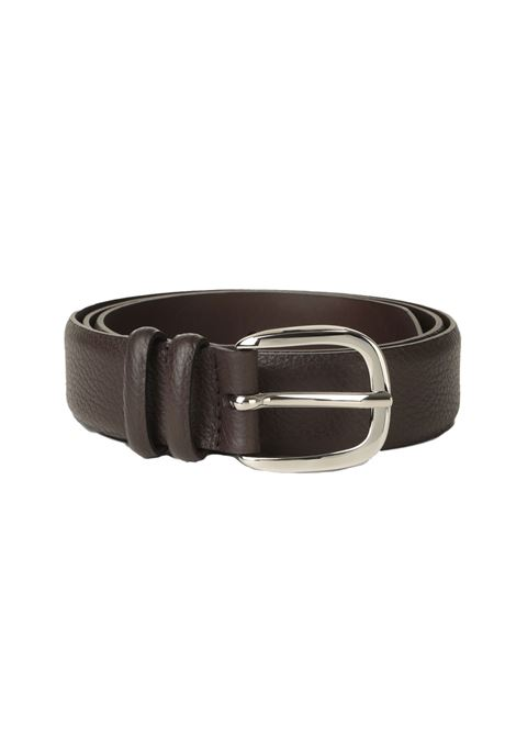 Orciani ebony dollar belt ORCIANI | Belts | U077091