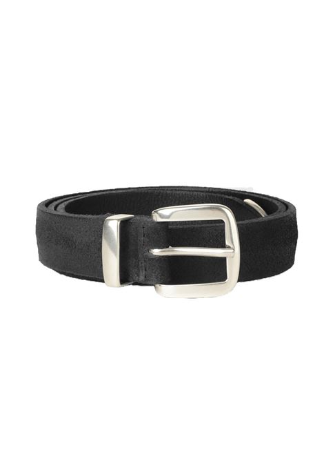 Orciani men's hunting belt black ORCIANI | Belts | U079501