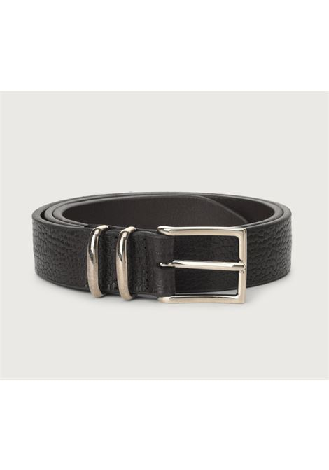 Orciani man grit black belt ORCIANI | Belts | U079851