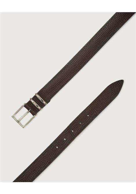 Orciani man belt grit dark brown ORCIANI | Belts | U079852