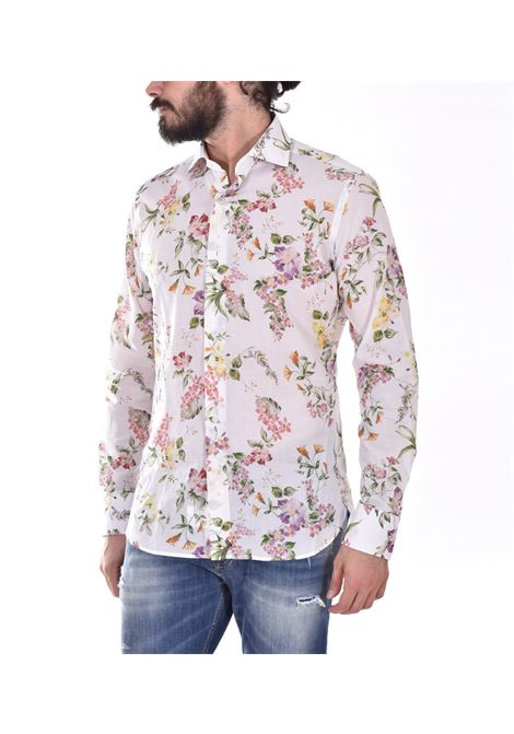 Orian shirt with multicolor flowers ORIAN | TP0110