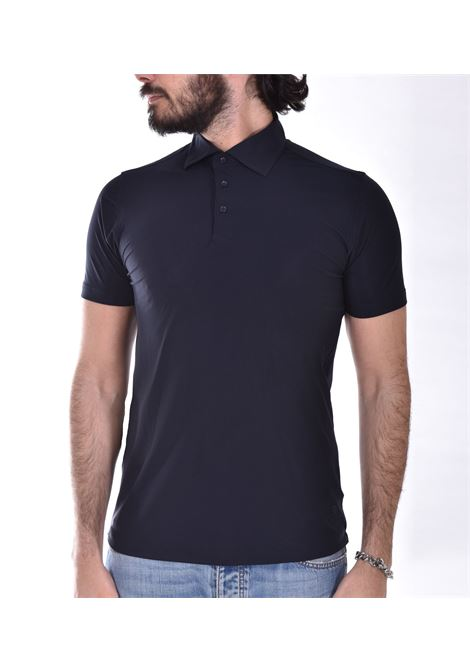 Polo Outfit Italy blu sottile OUTFIT ITALY | Polo | O008174