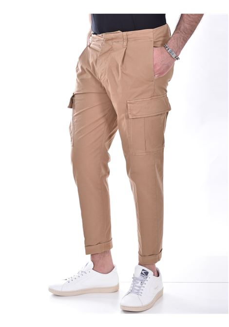 Beige Outfit Italy cargo trousers OUTFIT ITALY | Trousers | P021470