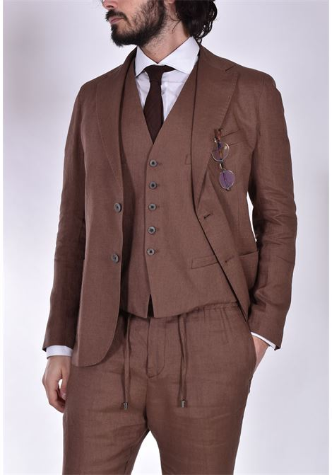 Giacca Outfit Italy il buon vino lino OUTFIT ITALY   Giacche   G002027