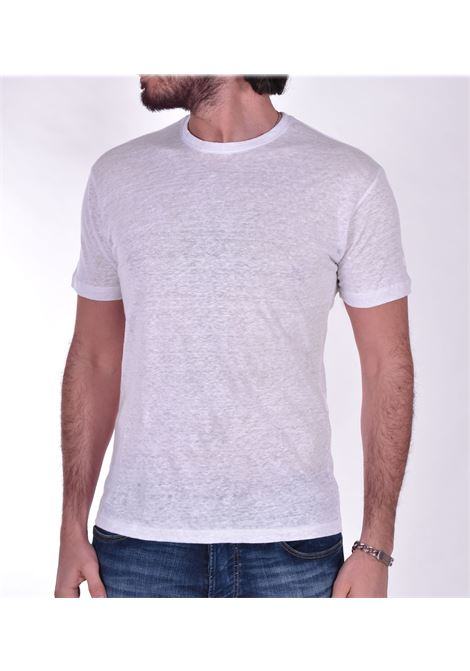 T shirt outfit lino bianco OUTFIT | T-shirt | T002100